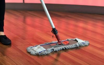 Befag szalagparketta tisztítása és karbantartása
