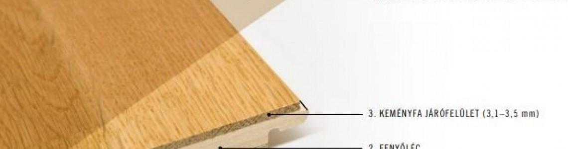 Laminált padló vagy szalagparketta?