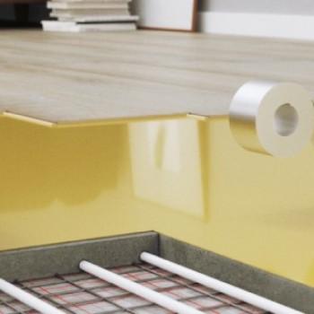 Arbiton Multiprotec LVT - 2in1 alátét klikkes vinyl padlóhoz