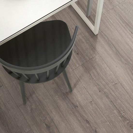 Egger EPL185 Grey Sherman Oak Aqua+ laminált padló. 363664