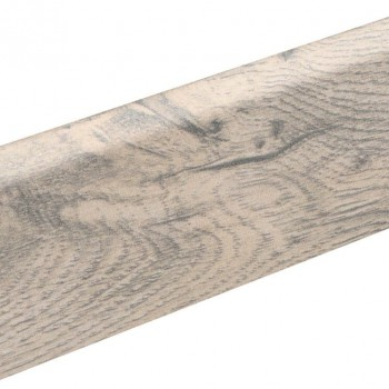 Kaindl 67424 - 5cm magas, dekorazonos szegélyléc K4370 dekorkódú padlóhoz