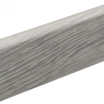 Kaindl 67430 - 5cm magas, dekorazonos szegélyléc O820, K5753 dekorkódú padlóhoz