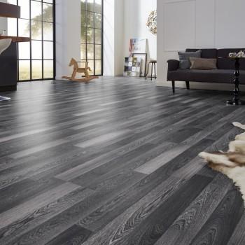 Kronotex Dynamic Plus D2955 Black and White laminált padló