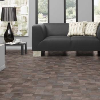 Kronotex Dynamic Plus D3585 Block Wood laminált padló