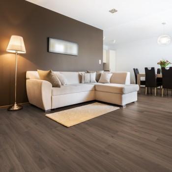 Kronotex Dynamic Plus D4757 Walnut Palazzo laminált padló