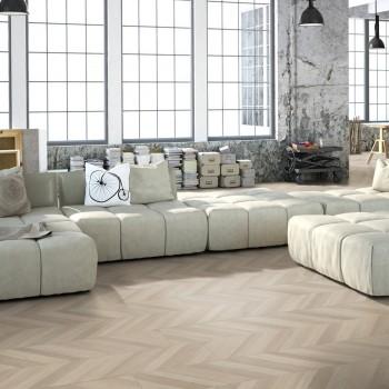 Kronotex Exquisit Plus D4698 Chevron Oak laminált padló