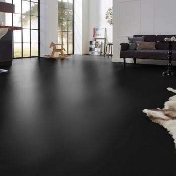 Kronotex Glamour U190 HG Black magasfényű laminált padló
