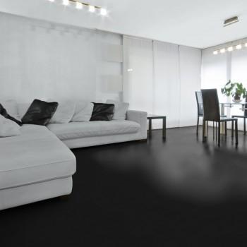 Kronotex Glamour U190 MF Black matt laminált padló