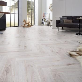 Kronotex Herringbone D3516 Bordeaux Oak halszálka laminált padló