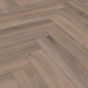 Kronotex Herringbone D3766 Metz Oak halszálka laminált padló