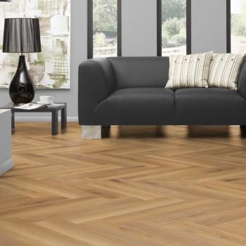 Kronotex Herringbone D3861 Pisa Oak halszálka laminált padló