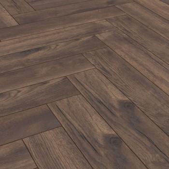 Kronotex Herringbone D4766 Calais Oak halszálka laminált padló