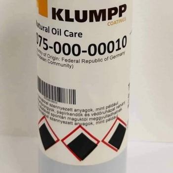 Befag Klumpp ápoló olaj parkettára