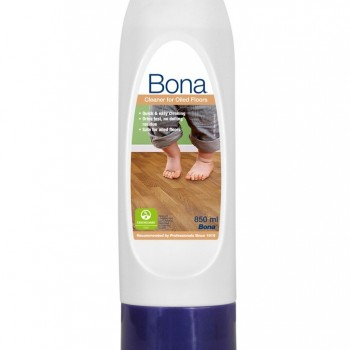 Bona Cleaner for Oiled Floors patron 0.85L