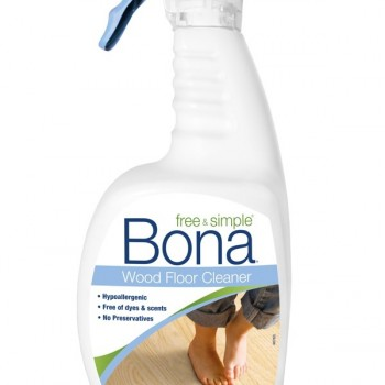 Bona WFC Free&Simple Cleaner spray 1L