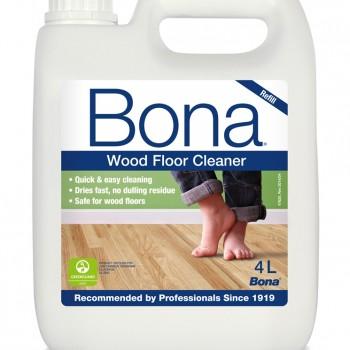 Bona Wood Floor Cleaner utántöltő 4L
