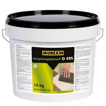 Murexin D 495 Designburkolat ragasztó - 14 kg