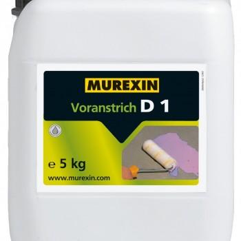 Murexin D1 Alapozó (Nedvszívóra) - 10 kg