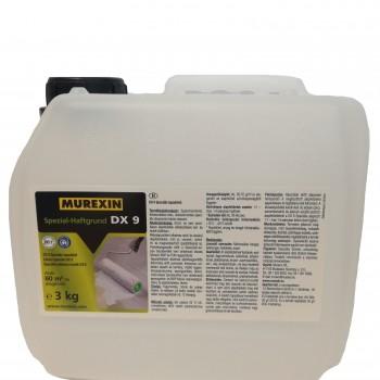Murexin DX 9 Speciál Tapadóhíd (Univerzális) - 3 kg