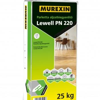 Murexin Lewell PN 220 Parketta aljzatkiegyenlítő - 25 kg