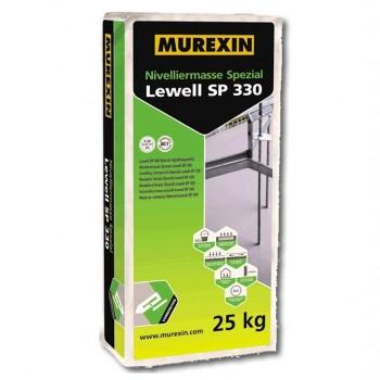 Murexin Lewell SP 330 Speciál aljzatkiegyenlítő - 25 kg