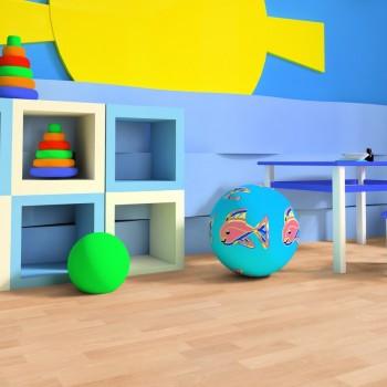 Rooms Studio R0803 nedvességálló laminált padló