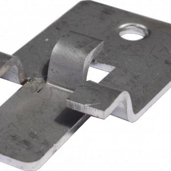 Woodplastic Standard klipsz ECO - falburkolathoz