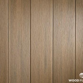 """Woodplastic Rustic Top - """"zárt rendszerű"""" tömör kültéri teraszburkolat"""