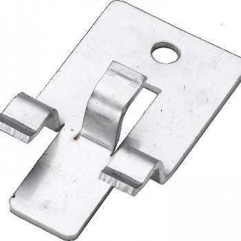 Woodplastic Standard rögzítő klipsz + csavar