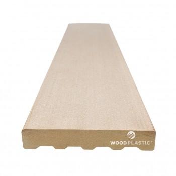 Woodplastic Záróprofil - 137mm, 4fm