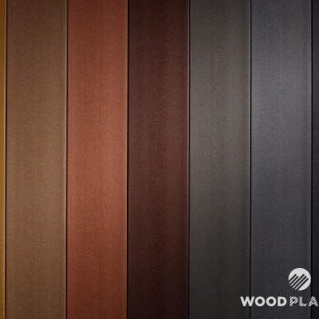 Woodplastic Záróprofil - 195mm, 4fm
